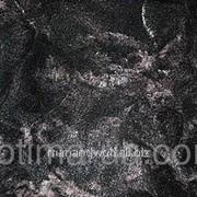Мокрый мех отделочный фото