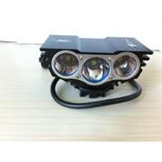 Велосипедная фара SolarStorm X3 3000 люмен (комплект) фото