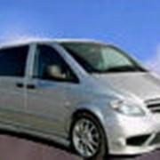 Прокат Mercedes Vito7 фото
