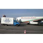 Грузоперевозки воздушным транспортом фото