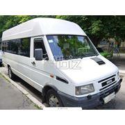 Услуги по перевозке грузов и пассажиров микроавтобусом фото