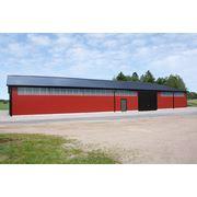 Строительство гаражей разных размеров