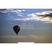 Полет на воздушном шаре в Литве фото