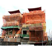 Ремонтно-строительные и реставрационные работы фото