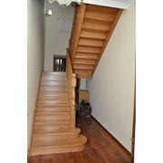 Лестница дизайн D097 фото