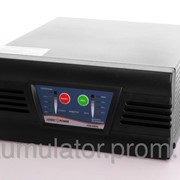 Источник бесперебойного питания LogicPower PSW-500VA (350Вт) (Горизонтальный) с правильной синусоидой 12В фото
