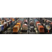 Железнодорожные контейнерные перевозки фото