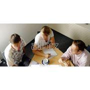 Консультации по управлению бизнесом фотография
