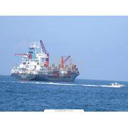 Осуществление поставок портландцемента морским транспортом фото