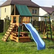 Площадка детская фото