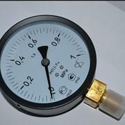 Вакууметр ДВ 05100 - (-100-0 КПА) - 1,5 фото