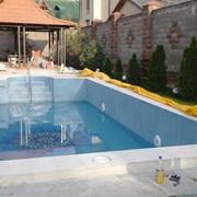 Строительство бассейнов из бетона под ключ Алмты фото
