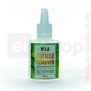 Cuticle remover щелочной Nila (Мята) 30 мл фото