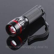 Светодиодный фонарик 3 Режима 200 Lumen. фото
