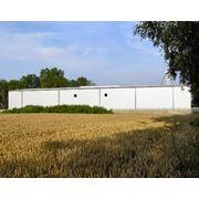 Строительство зернохранилищ элеваторов и складов