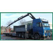 Услуги по доставке транспорта. фото