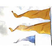 Изготовление и развешивание флагов фото