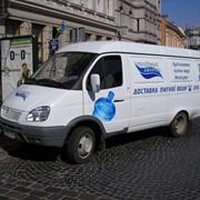 Доставка воды на дом Львов, Доставка воды на дом Львовская область фото