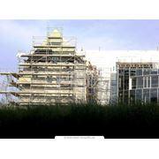 Строительство и ремонт зданий фото