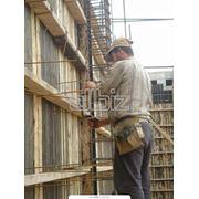 Строительные и монтажно-строительные работы фото