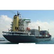 Перевозка грузов в морских контейнерах фото