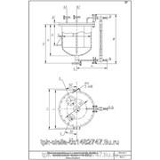 Сборники вертикальные с эллиптическими днищами, съемной эллиптической крышкой (ВЭЭ 2.1) фото