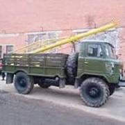 Буровая машина БМ-205 БМ-302. фото
