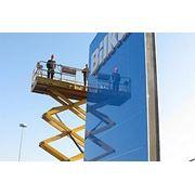 Обслуживание рекламных конструкций фото