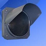 Noname Секция бело-лунного цвета 300 мм светофора транспортного арт. СцП23383 фото