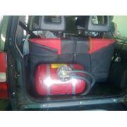 Обслуживание автомобильного газобалонного оборудования фото