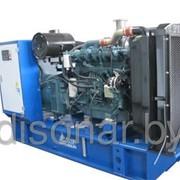 Дизель генератор АД320СТ4001РМ17 DOOSAN 320 кВт открытый фото