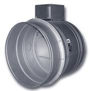 Противопожарные круглые клапаны ОКС-1К фото