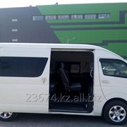 Аренда пассажирских микроавтобусов фото