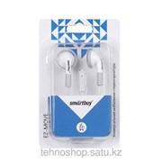Мобильная стереогарнитура SmartBuy® EZ-MOVE, микрофон, кабель 1.5м, разъем 3.5мм SBH-8000 /200 фото
