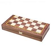 Шахматная доска Авангард большая фото