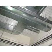 Установка вентиляционных систем фото