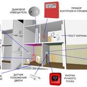Системы пожаротушения: водяное,газовое,порошковое фото