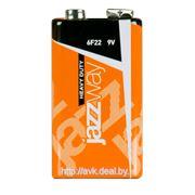 6F22 JAZZway Heavy Duty (крона) эл. питания. фото