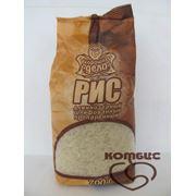 Крупа рис длиннозерный шлифованный «Хорошее дело» фото