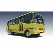 Автобус городской SAZ NP 37 фото