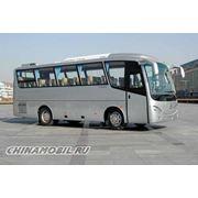 Туристический автобус Shuchi Bus YTK6851 фото