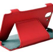 Чехол-подставка HamelePhone для Sony Xperia Z (L 36Hi) красная фото