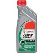 Castrol Act>Evo X-tra 4T 10W-40 1л масло для 4-хтактных моторов фото