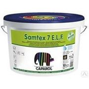 Шелковисто-матовая латексная краска Samtex 7 5 л фото