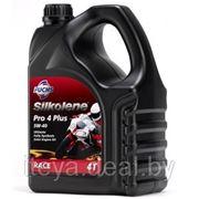 SILKOLENE PRO 4 10W-40 4T 10W-40 4л масло для 4-хтактных моторов фото