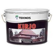 Краска алкидная Kirjo, 0.9 л. фото