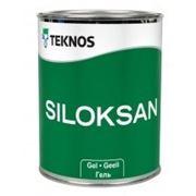 Краска силиконовая Siloksan Gel, 0.5 л. фото