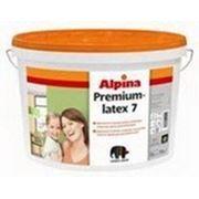 Краска акриловая Alpina Premiumlatex 7 Base 1 10 л (14,4кг) фото