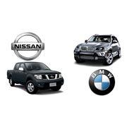 Автомобили BMW и NISSAN фото