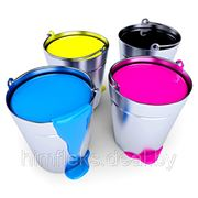 UV краски для флексографической печати фото